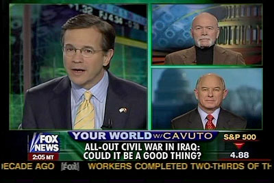All-out civil war in Iraq: